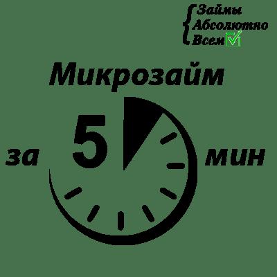 микрозаймы на карту за 5 минут